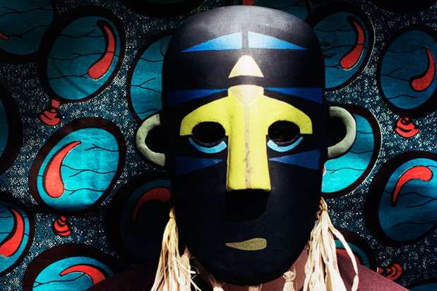 SBTRKT Releases A New Track Called 'IMO'