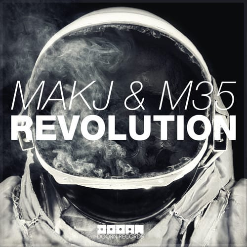 MAKJ & M35 – Revolution (Original Mix)
