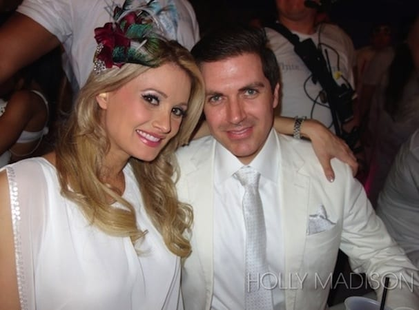 Pasquale Rotella & Holly Madison Get Married at Disneyland