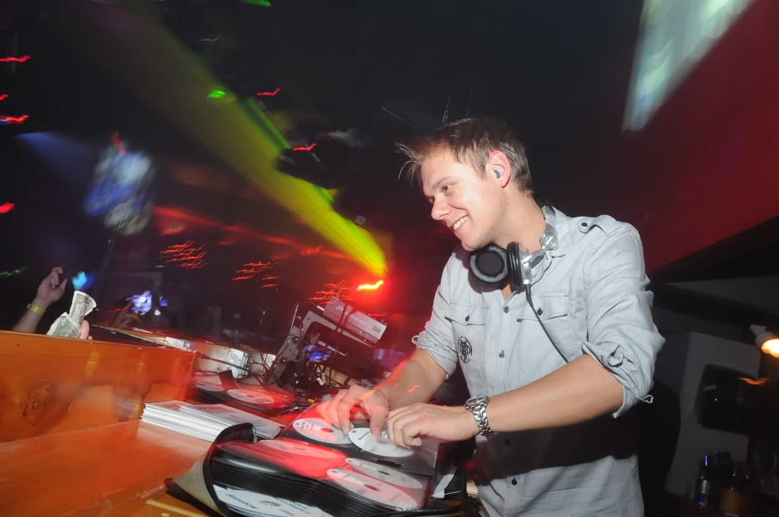 Armin van Buuren and Others Confirmed as Speakers for Electronic Music Conference