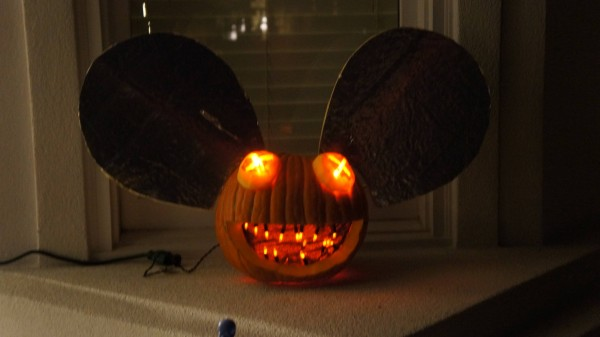 Deadmau5 Pumpkin