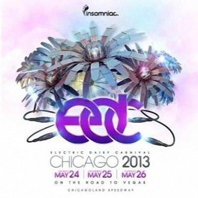 EDC Chicago Is Not Likely To Return in 2014