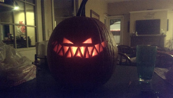 Feed Me Pumpkin