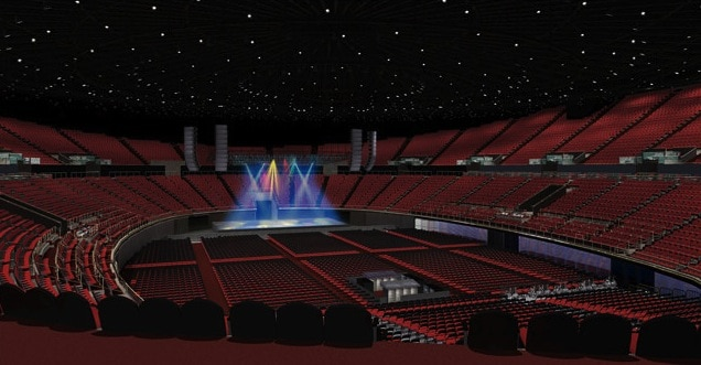 Take A First Look At The Renovated Forum In Los Angeles