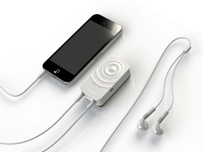Woojer Is A Wearable Audio Accessory To Feel Bass