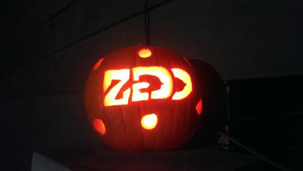 Zedd Pumpkin