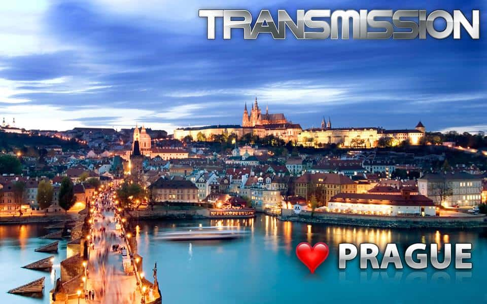 Martijn van den Berg Talks About Prague's Anticipated 'Transmission'