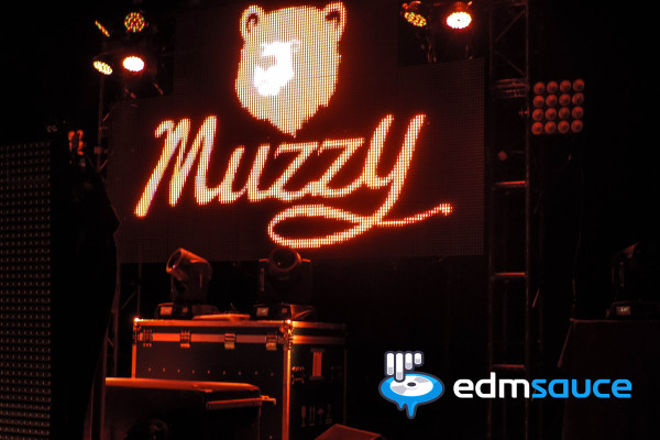Muzzy Background screen