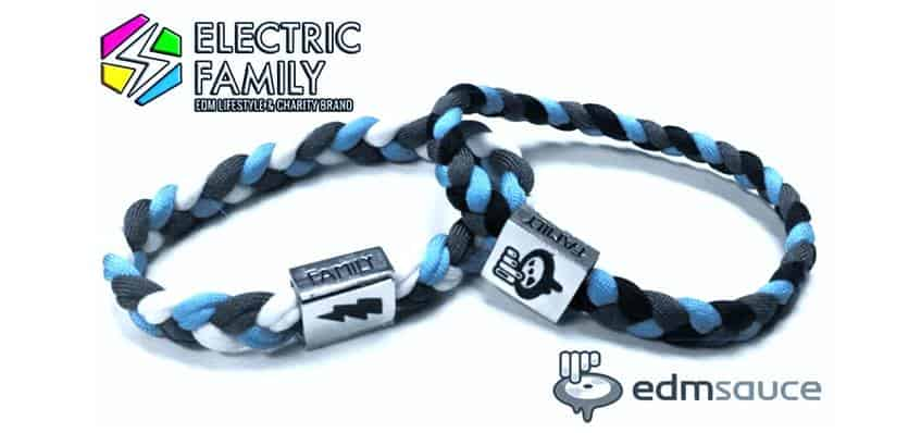 EDM Sauce Adds Exclusive Electric Family Bracelets To Store