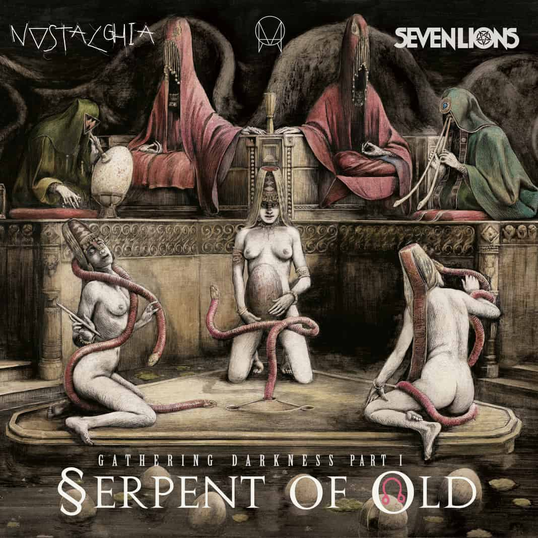 Seven Lions Serpent of Old