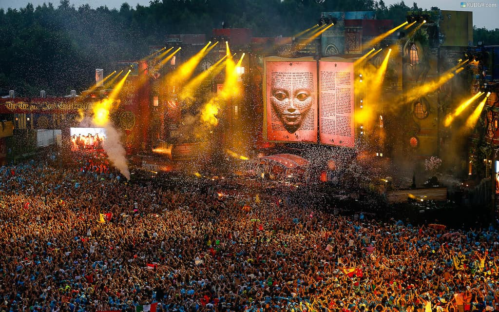 ID&T Confirms Tomorrowland 2014 Will Be Two Weekends