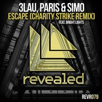 3LAU - Escape (Charity Strike Remix) [EDM Sauce Exclusive Interview]