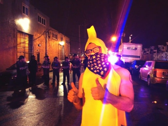Dada Life Gets Shut Down by Riot Police In Miami