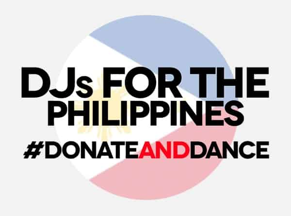 Ferry Corsten Creates #DonateAndDance To Support Typhoon Victims