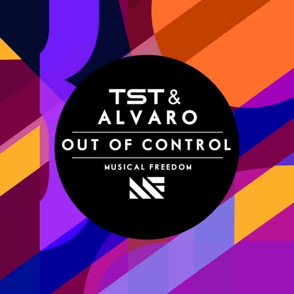 Listen To Tiësto's Alter-Ego TST With Alvaro On 'Out Of Control'