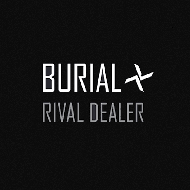 Burial Releases 'Rival Dealer' EP Ahead of Schedule