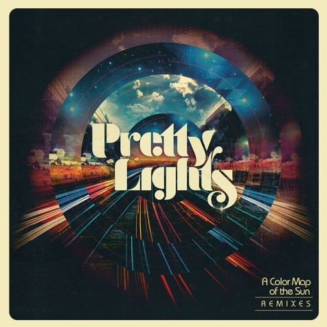 Pretty Lights Unveils 'A Color Map of the Sun' Remixes