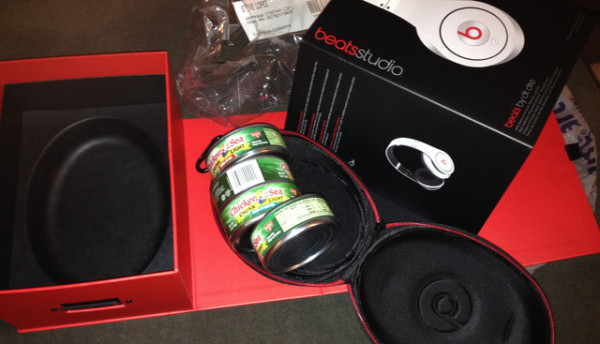 Family Receives Tuna Instead of Beats Headphones on Christmas