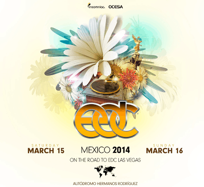 EDC Mexico 2013 Announced With Dates