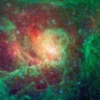 The Flow-Lagoon Nebula