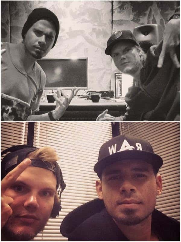 Afrojack and Avicii To Collaborate?