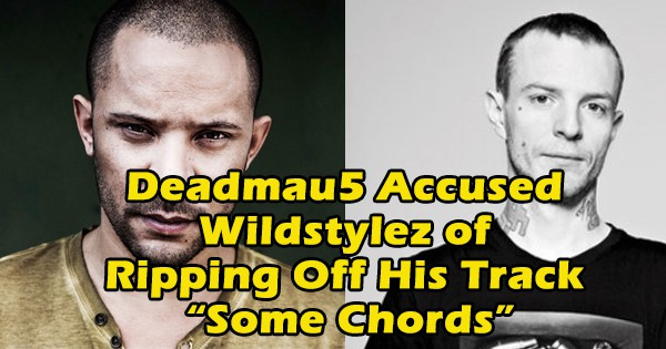 Deadmau5 Accused Wildstylez of Ripping Off His Track 'Some Chords'
