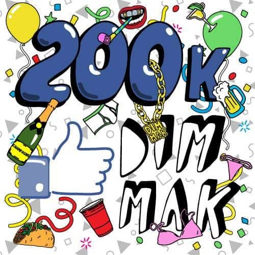 Dim Mak Gives Away Free Download Package Thanking Their 200k Fans