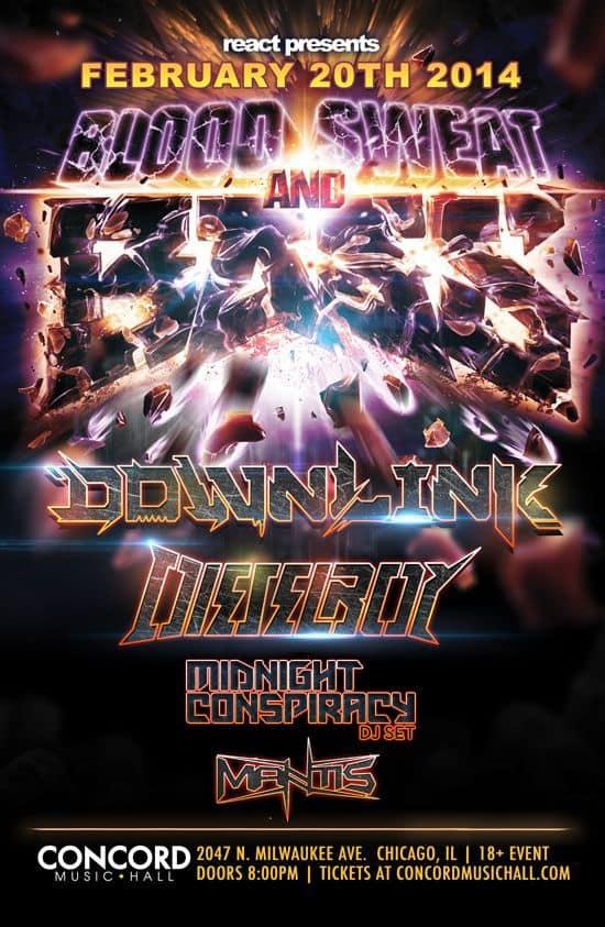 Downlink Dieselboy Giveaway