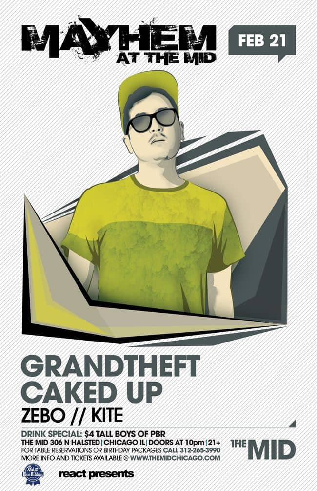 Grandtheft Giveaway