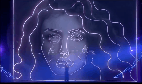 Watch Disclosure and Lorde's Live Performance From The Brit Awards