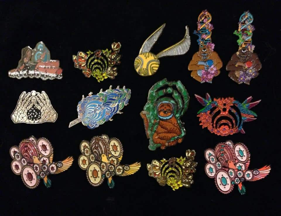 f1a3a5883d7 The Thousand Dollar Bassnectar Pin Auction