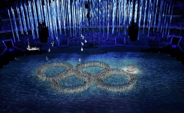 Winter Olympics Closing Ceremony Deorro