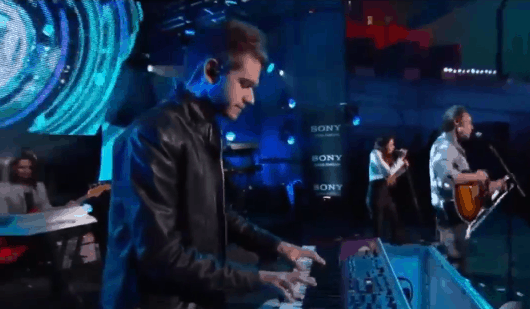 Watch Zedd's Performance of 'Find You' and 'Clarity' on Jimmy Kimmel