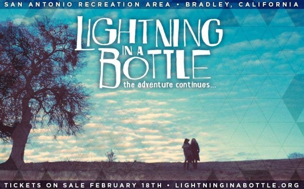 Lightning in a bottle banner