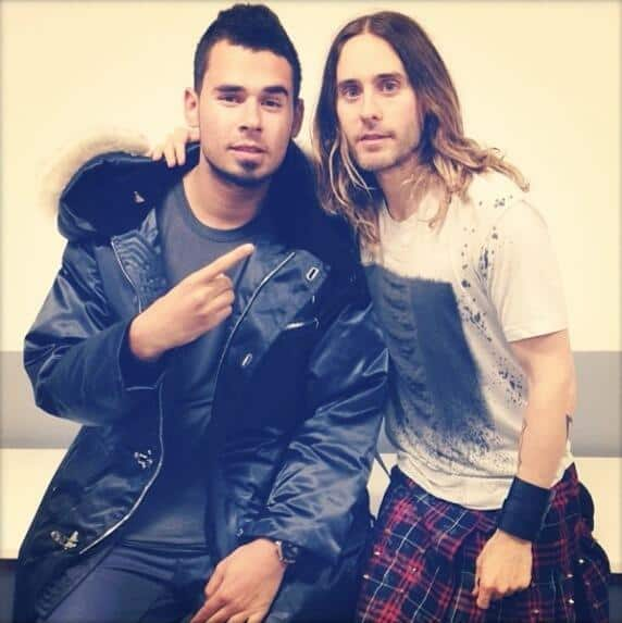 Afrojack Teases Us With an Official Remix 30 Seconds To Mars