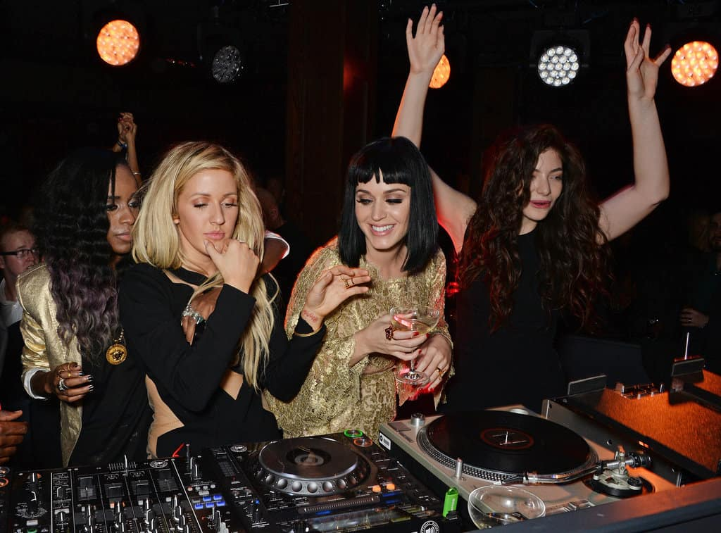 Are Katy Perry and Lorde The Newest DJs on The Block?