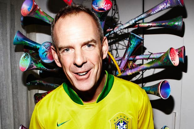 Fatboy Slim To Create World Cup Soundtrack with Dirtybird Producers