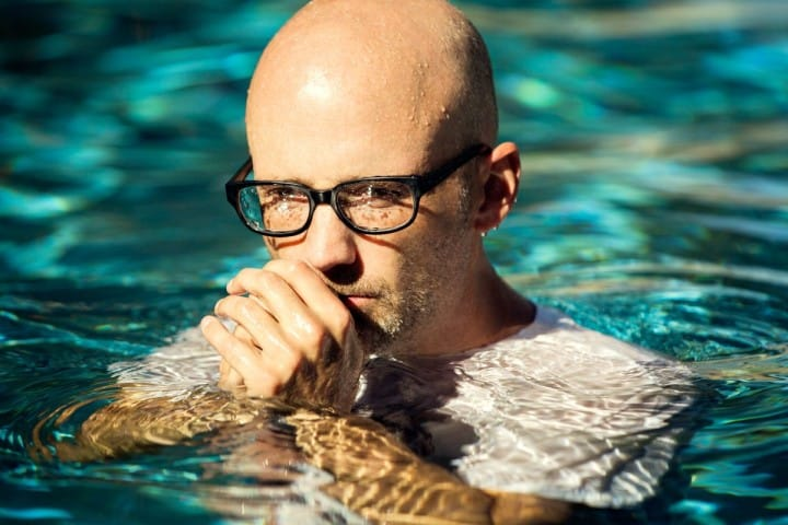 Moby Sues 22 Year Old Over Illegal Song Samples