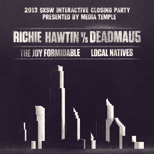 Richie Hawtin vs Deadmau5