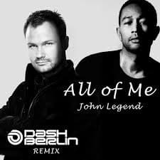 Dash berlin/john legend