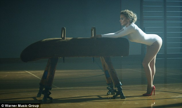 Kylie Minogue, 45, Puts On a Leotard For New Song, 'Sexercise'
