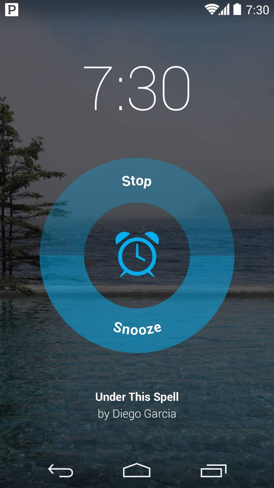 Pandora Alarm