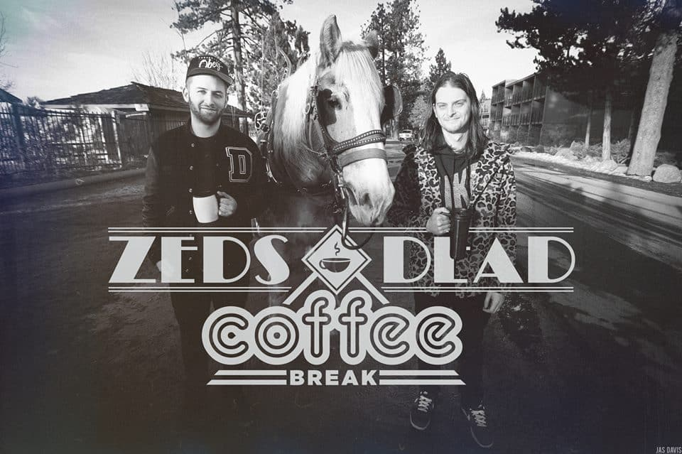 Wake Up And Smell The Coffee With Zeds Dead