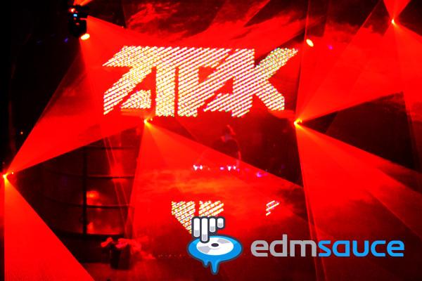 ATAK throws down heavy bass at Elektricity nightclub