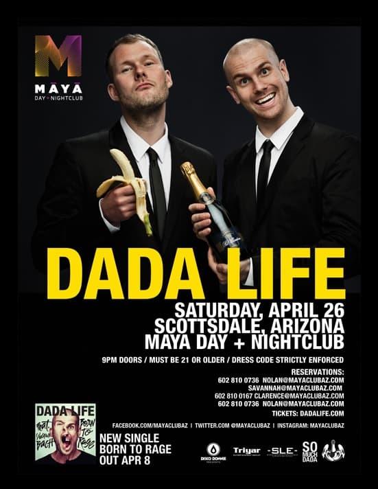 Dada Life Maya Giveaway