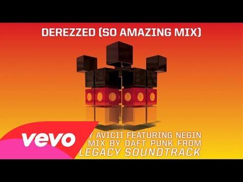 Avicii Uploads Remix of Daft Punk's Derezzed off of Disney's New Album