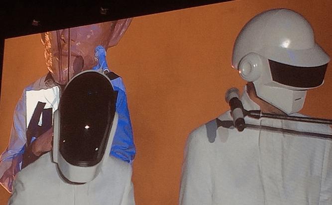 Did Arcade Fire Troll Coachella with Daft Punk Appearance