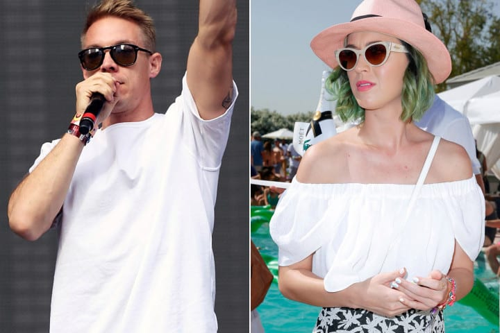 Diplo and Katy Perry Are Apparently Dating