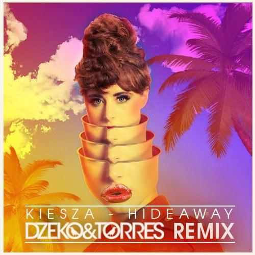 Музыка kiesza hideaway скачать