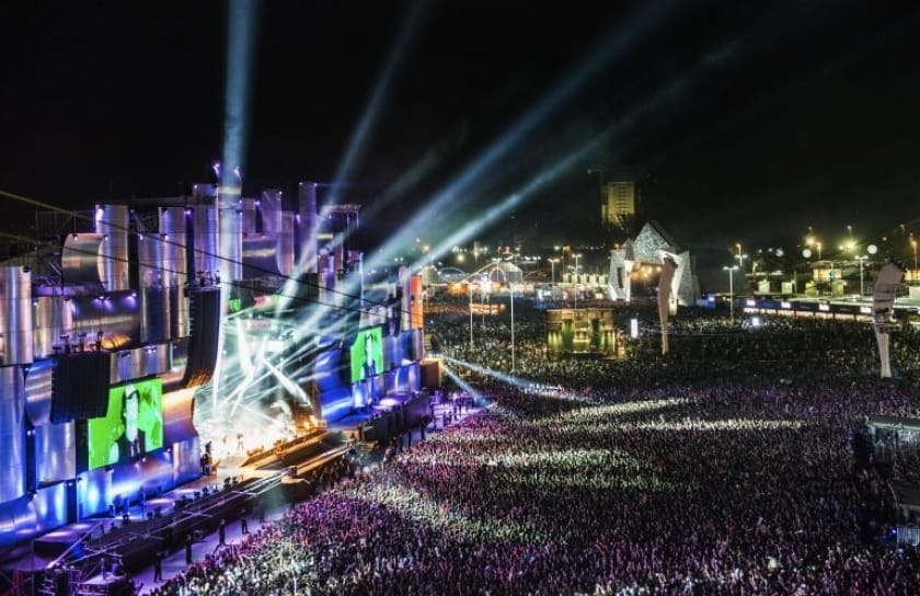 Rock in Rio USA To Resemble an Amusement Park